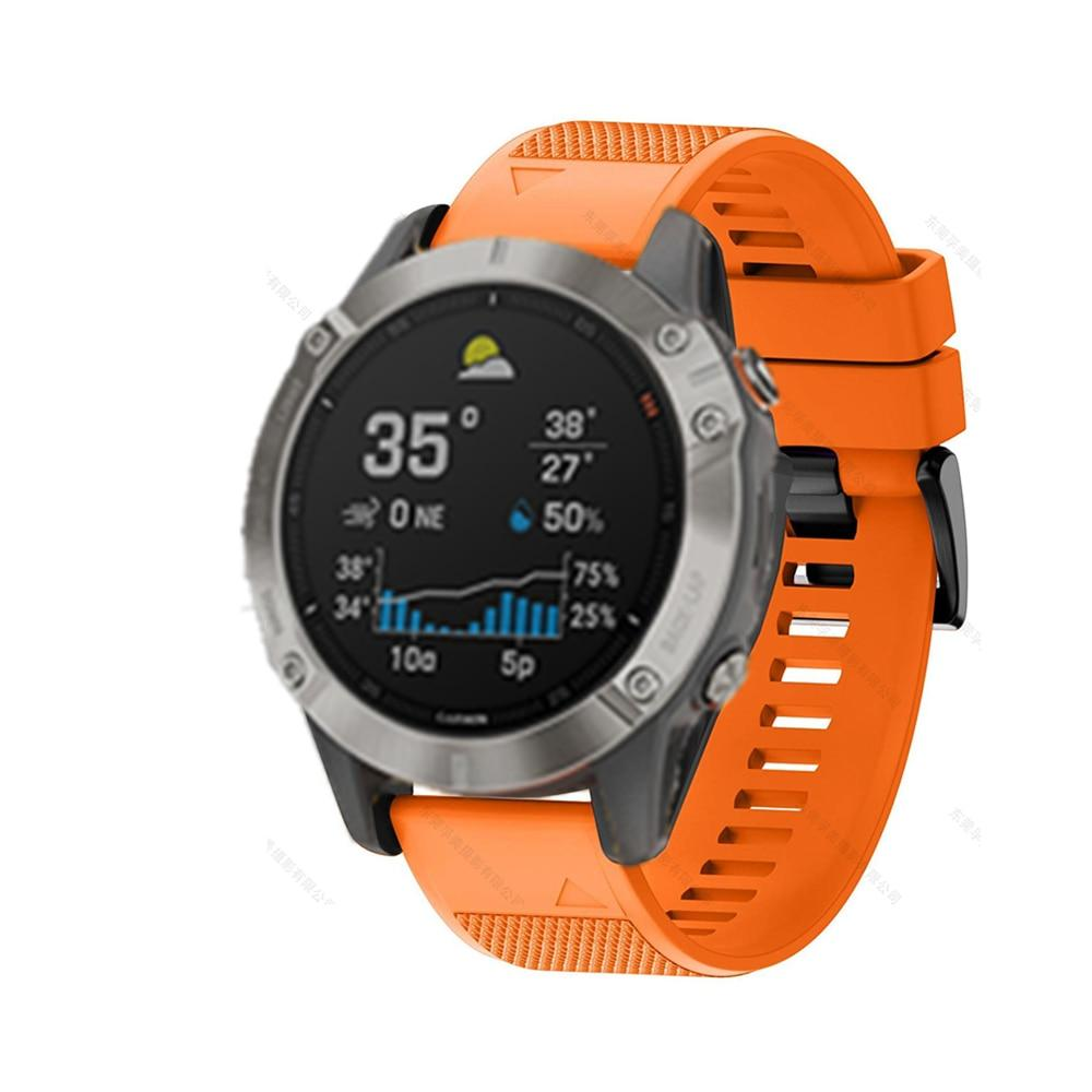 Silicone Band for Garmin Smart Watch